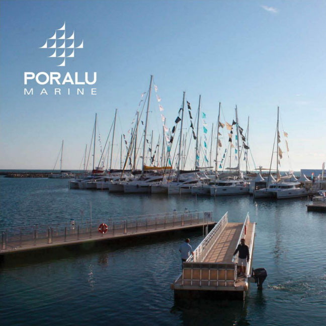 poralu marine pilot partner and distributor