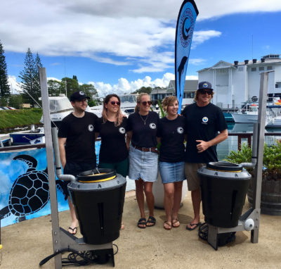 Port Macquarie Seabin Council Litter Grant