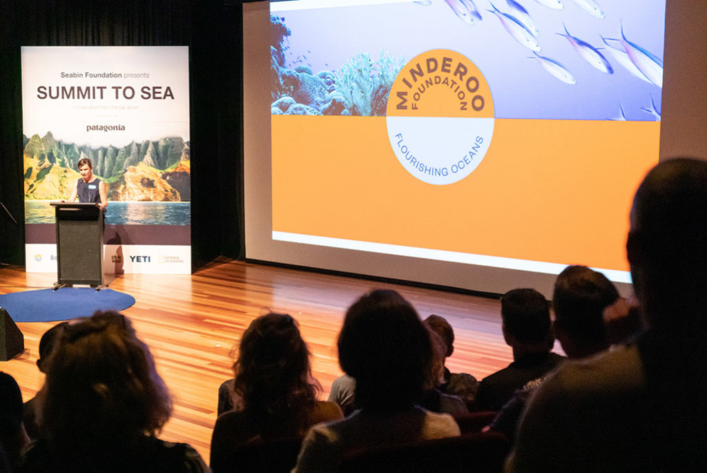 Julia Reisser, Marine Scientist at the Minderoo Foundation, shares insights on solving ocean plastic pollution
