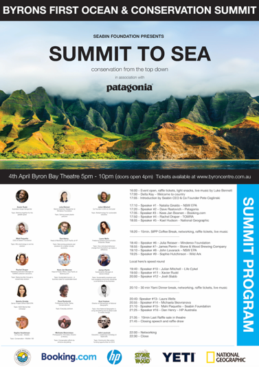Official Summit Program