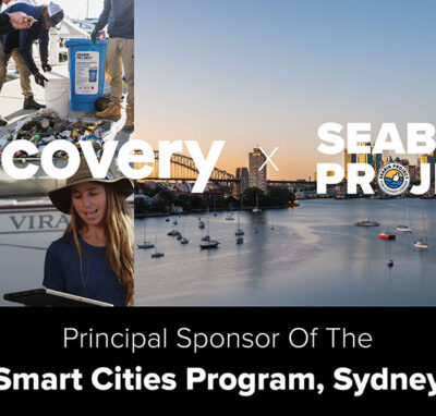 Seabin Project and Discovery Australia Partnership Press Release